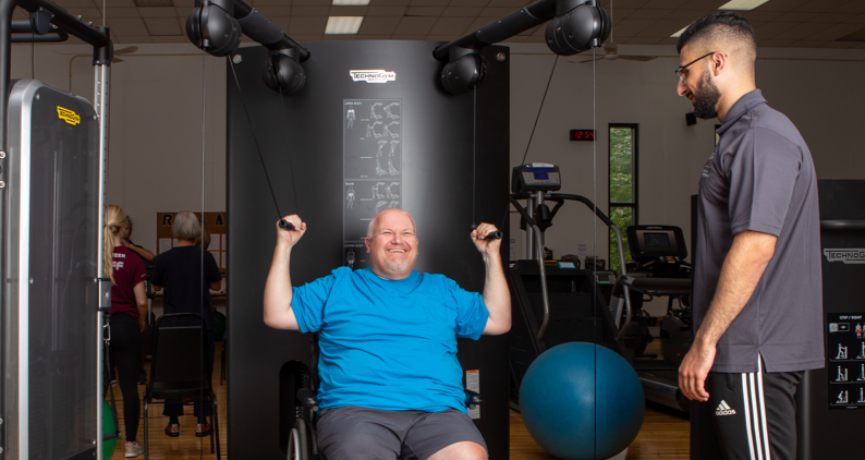 MacWheelers Exercise Program for Adults with Spinal Cord Injury